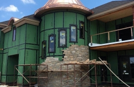 Private residence- Choctaw OK , featuring Marvin Windows