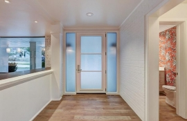 Private Residence- OKC , featuring CBS Slimline Doors