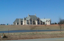 Private Residence - Norman, OK , featuring Marvin Windows