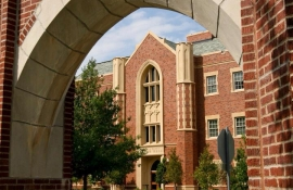 Zarrow Hall at OU, featuring Marvin Windows
